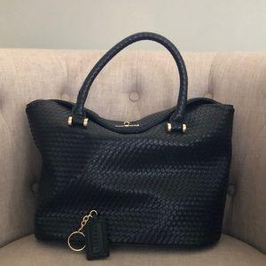 Woven Cornell purse